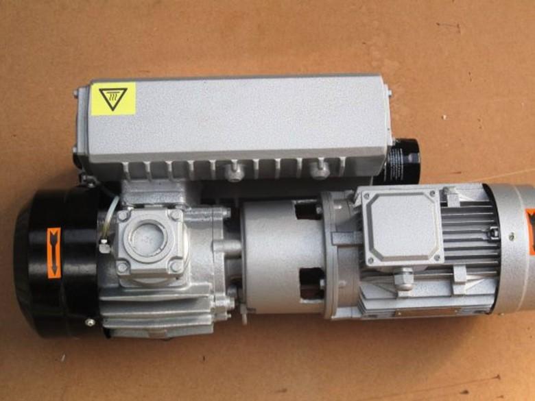 моноблочный пластинчато-роторный вакуумный насос